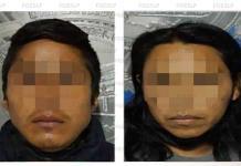 Cae pareja por presunto homicidio en Mexquitic