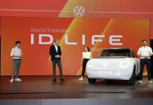 VW presenta ID.Life, un crossover compacto, eléctrico y digitalizado