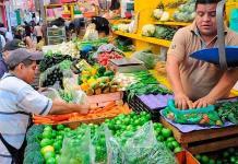 Inflación mensual, de 0.19%