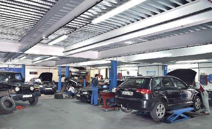 Mercado de reparación de autos se estima en 70 mmdp