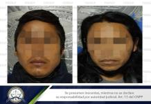 Caen presuntos autores de asesinato en Mexquitic; la osamenta fue hallada en Monte Oscuro