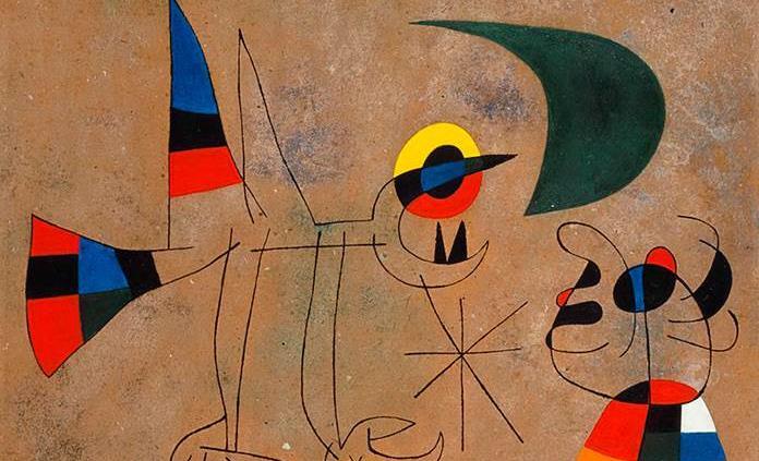 Un viaje a través de los sueños de Miró en la ciudad italiana de Parma