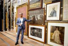 Un almacén sostenible para los tesoros artísticos del Estado neerlandés