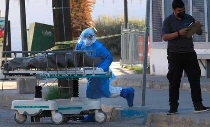 Impacto de la pandemia, oscurecido por las muertes en casa
