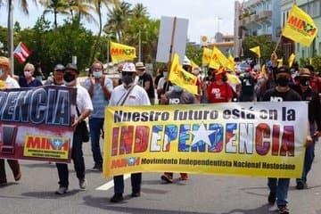 Foto: Movimiento Independentista Nacional Hostosiano