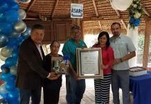 Entrega SASAR reconocimientos a 4 trabajadores
