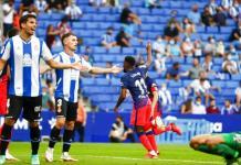 Marcador de la cuarta jornada de la Liga Santander