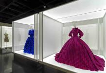 Exposición de moda del Met tiene la mirada en el presente