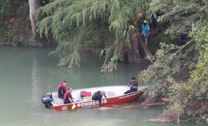 Se ahoga un septuagenario en el río Valles