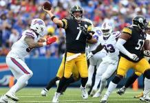 Steelers remontan y sorprenden a los Bills