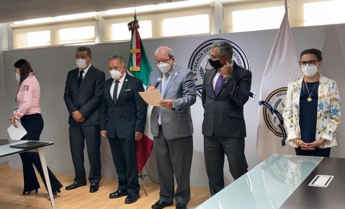 Renuncia Castillo Celestino; lo sustituye Miguel Amado Jiménez en la Policía de Investigación
