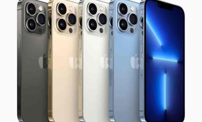Costo del iPhone 13 Pro Max llega a los 42 mil pesos