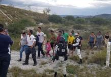 """Rescatan a las 32 personas """"levantadas"""" en Matehuala"""