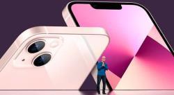 Apple presenta el iPhone 13, de diseño similar al 12 y con la cámara mejorada (FOTOS)