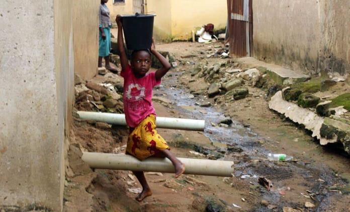 Nigeria combate un grave brote de cólera