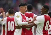 UEFA prohíbe al Ajax usar camiseta alusiva a Bob Marley