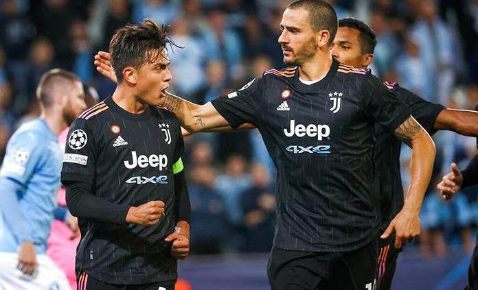 Dybala y Morata reactivan al Juventus