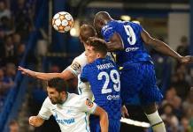 Gol de Lukaku le basta al Chelsea para derrotar al Zenit