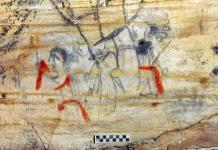 Subastan cueva de Missouri con pinturas de hace 1,000 años