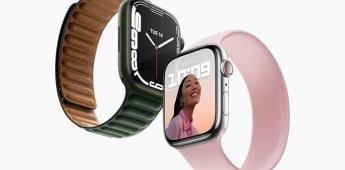 Presentan el Apple Watch Series 7, con la pantalla más grande
