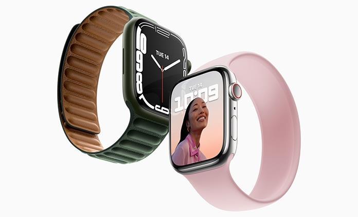 Apple Watch Series 7: una pantalla más grande que facilita la operabilidad