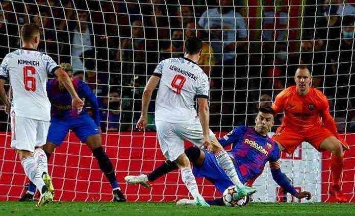"Bayern ""desnuda"" otra vez al Barça"