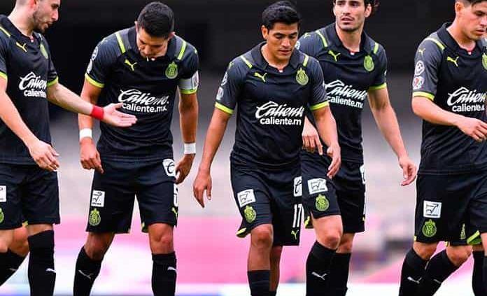 Chivas, frustrado por mal arranque en torneo
