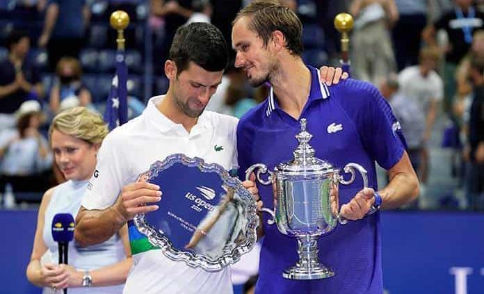 Djokovic no claudica y ambiciona más títulos