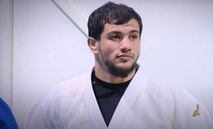 Federación de judo suspende 10 años a judoca argelino