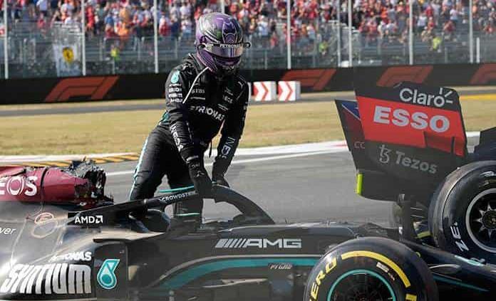 Mercedes pide cambios tras choque Hamilton-Verstappen