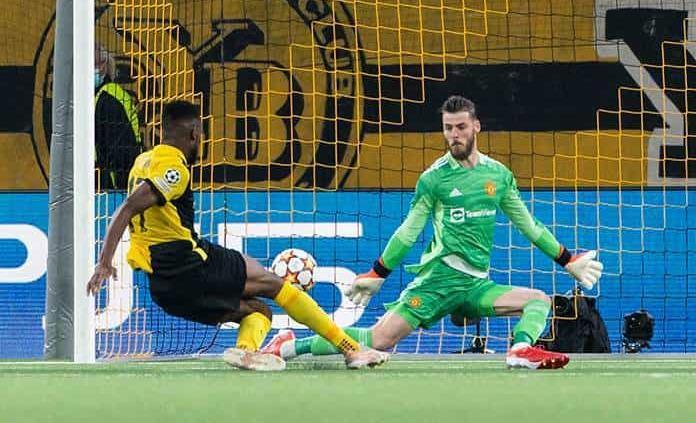 Sorpresiva derrota del Manchester U