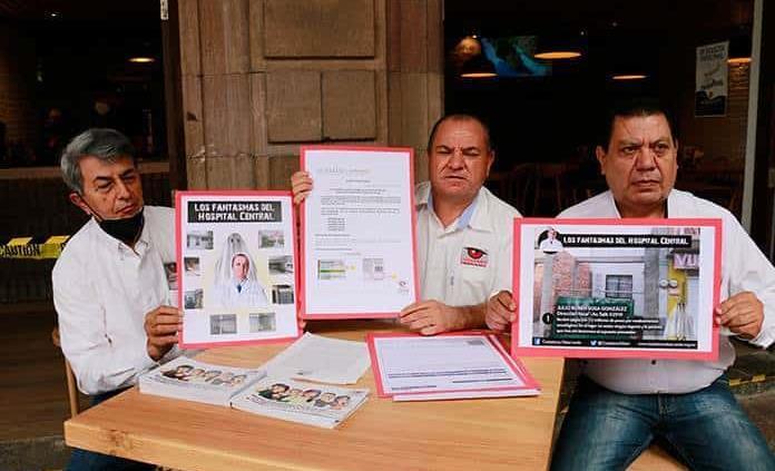 González Covarrubias: JMC encubre compras irregulares