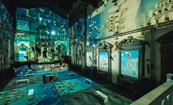 Una muestra inmersiva en Florencia para entrar dentro de Salvador Dalí