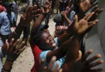 Miles de niños requieren ayuda urgente en Haití un mes después del terremoto