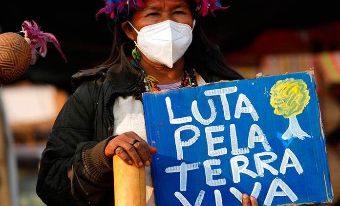 Demanda de tierras indígenas amenaza al campo brasileño, insiste Bolsonaro