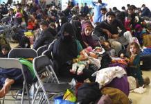 Reportan 6 casos de sarampión en refugiados afganos en EEUU