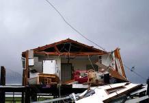 Nicholas avanza sobre Luisiana con fuertes lluvias