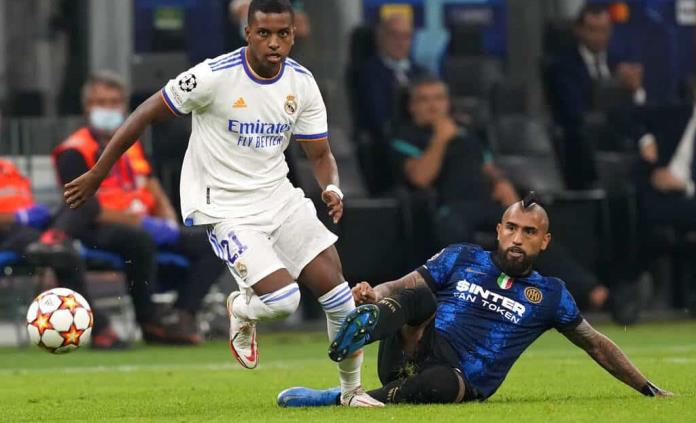 Un gol de Rodrygo en el minuto 89 le da el triunfo al Real Madrid