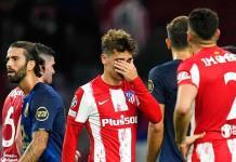 Afición del Atlético de Madrid silba a Griezmann en su regreso al Wanda Metropolitano