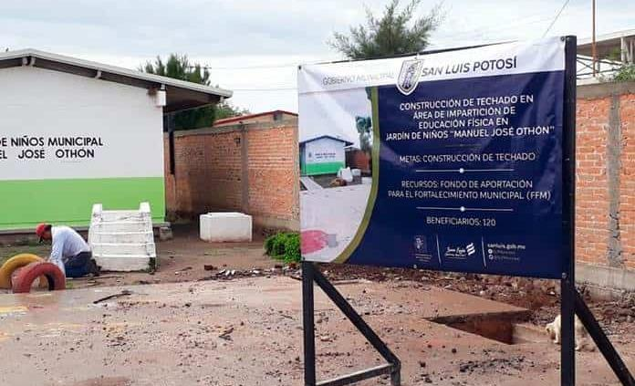 Municipio dejó a su suerte a un par de escuelas