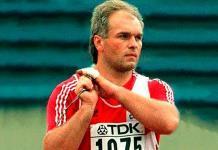 Murió Yuriy Sedykh, récord en martillo