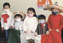 ¡ORGULLOSOS DE SER MEXICANOS!