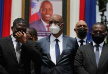 Piden acusar a premier haitiano por magnicidio