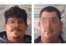 Por presunto ataque peligroso detienen a 2 en Villa de Reyes