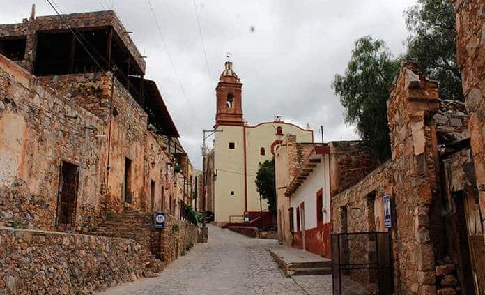 Que no habrá Grito en Cerro de San Pedro