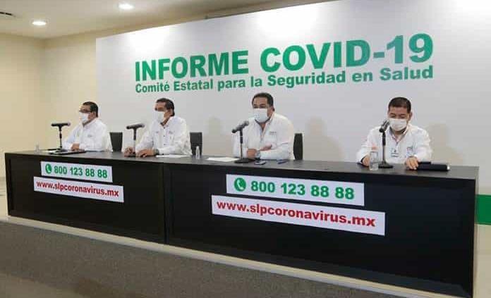 Reportan 220 nuevos casos de Covid-19