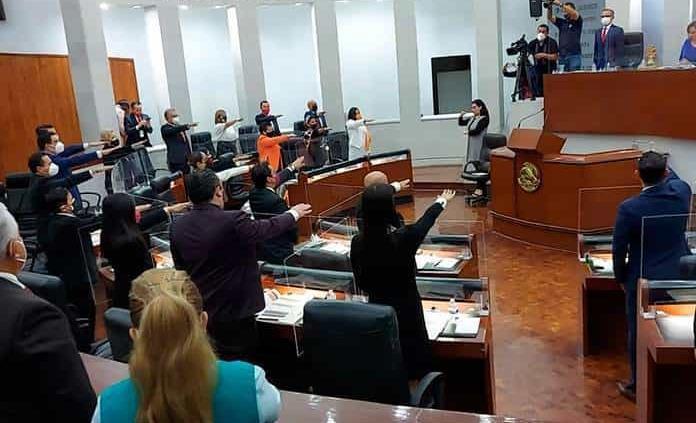 Rinden protesta  nuevos diputados LXIII Legislatura