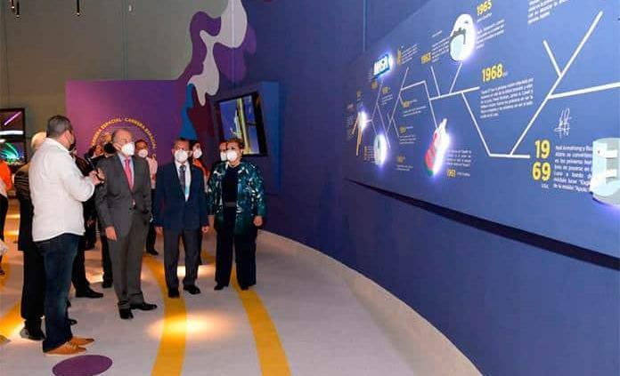 Entregan rehabilitación del Planetario y Centro de Convenciones en Tangamanga I