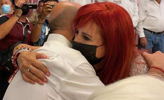 Sansores jura como gobernadora en Campeche