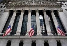 S&P 500, con 6ta. jornada a la baja